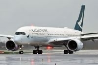 Photo: Cathay Pacific Airways, Airbus A350, B-LRK