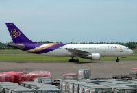 Photo: Thai Airways International, Airbus A300-600, HS-TAN