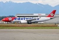 Photo: Edelweiss Air, Airbus A330-300, HB-JHQ