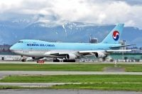 Photo: Korean Air Cargo, Boeing 747-400, HL7603