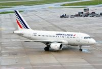 Photo: Air France, Airbus A318, F-GUGE