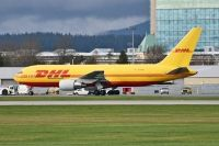 Photo: DHL, Boeing 767-200, N988AX