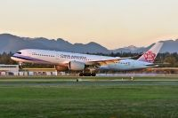 Photo: China Airlines, Airbus A350, B-18906