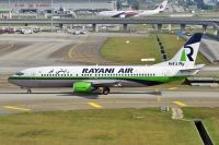 Photo: Rayani Air, Boeing 737-400, 9M-RKB