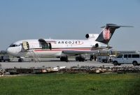 Photo: Cargojet, Boeing 727-200, C-GCJQ