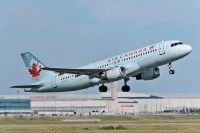 Photo: Air Canada, Airbus A320, C-FLSS