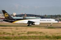 Photo: United Parcel Service - UPS, Boeing 757-200, N444UP