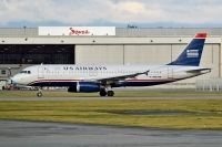 Photo: US Airways, Airbus A320, N667AW