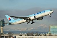 Photo: Korean Air, Boeing 777-200, HL7575