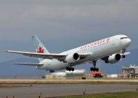 Photo: Air Canada, Boeing 767-300, C-FCAG
