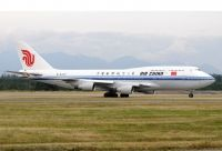 Photo: Air China, Boeing 747-400, B-2447