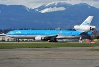 Photo: KLM - Royal Dutch Airlines, McDonnell Douglas MD-11, PH-KCE
