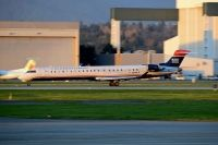 Photo: US Airways Express, Canadair CRJ Regional Jet, N249LR