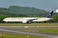 Photo: Saudi Arabian Airlines, Boeing 777-300, HZ_AK27