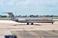 Photo: American Airlines, McDonnell Douglas MD-80, N9629H