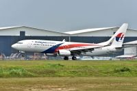 Photo: Malaysia Airlines, Boeing 737-800, 9M-MXP