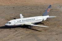 Photo: Air Caribbean, Boeing 737-200, N74PW