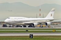 Photo: Brunei - Government, Boeing 747-800, V8-BKH
