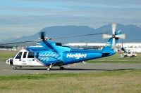 Photo: HeliJet, Sikorsky S-76, C-GHJP