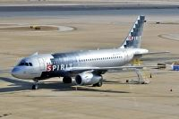 Photo: Spirit Airlines, Airbus A319, N530NK