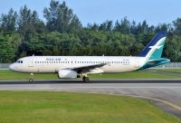 Photo: SilkAir, Airbus A320, 9V-SLD