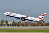 Photo: British Airways, Boeing 767-300, G-BZHC
