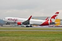Photo: Air Canada Rouge, Boeing 767-300, C-FMXC
