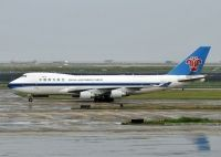Photo: China Southern Airlines, Boeing 747-400, B--2473