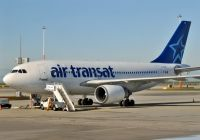 Photo: Air Transat, Airbus A310, C-FDAT