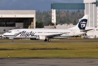 Photo: Alaska Airlines, Boeing 737-400, N796AS