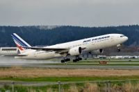 Photo: Air France, Boeing 777-200, F-GSPJ