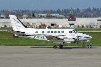 Photo: Untitled, Beech King Air, C-FAXE