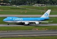 Photo: KLM Cargo, Boeing 747-400, PH-CKD