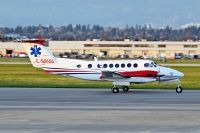 Photo: Carson Air, Beech King Air, C-GRUU