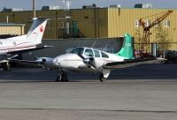 Photo: Perimeter Aviation, Beech 95 Travel Air, C-GQQC