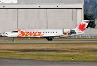Photo: Air Canada Jazz, Canadair CRJ Regional Jet, C-GUJA