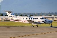 Photo: Alberta Air Ambulance, Beech King Air, C-FSAO