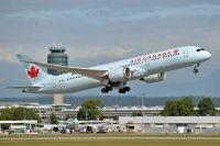 Photo: Air Canada, Boeing 787, C-FGDZ