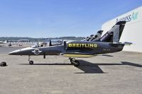 Photo: Breitling Jet Team, Aero L-39/59/139/159 Albatros, ES-YLN