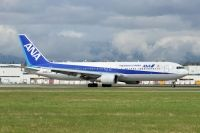 Photo: All Nippon Airways - ANA, Boeing 767-300, JA612A