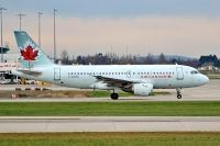Photo: Air Canada, Airbus A319, C-GBHM