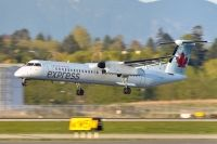 Photo: Air Canada Express, De Havilland Canada DHC-8 Dash8 Series 400, C-GGOI
