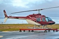 Photo: Blackcomb Helicopters, Bell 206 Jet Ranger, C-GHMH