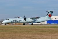 Photo: Air Charter Express, De Havilland Canada DHC-8 Dash8 Series 400, C-FSRY