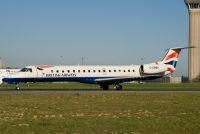 Photo: BA Connect, Embraer EMB-145, G-EMBX