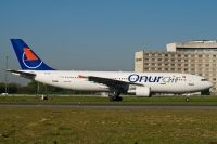Photo: Onur Air, Airbus A300-600, TC-OAY