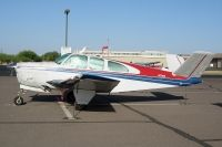 Photo: Privately owned, Beech Bonanza, N708D
