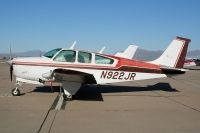 Photo: Private, Beech Debonair, N922JR