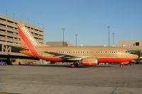 Photo: Southwest Airlines, Boeing 737-500, N504SW