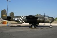 Photo: United States Air Force, North American B-25 Mitchell, N5548N